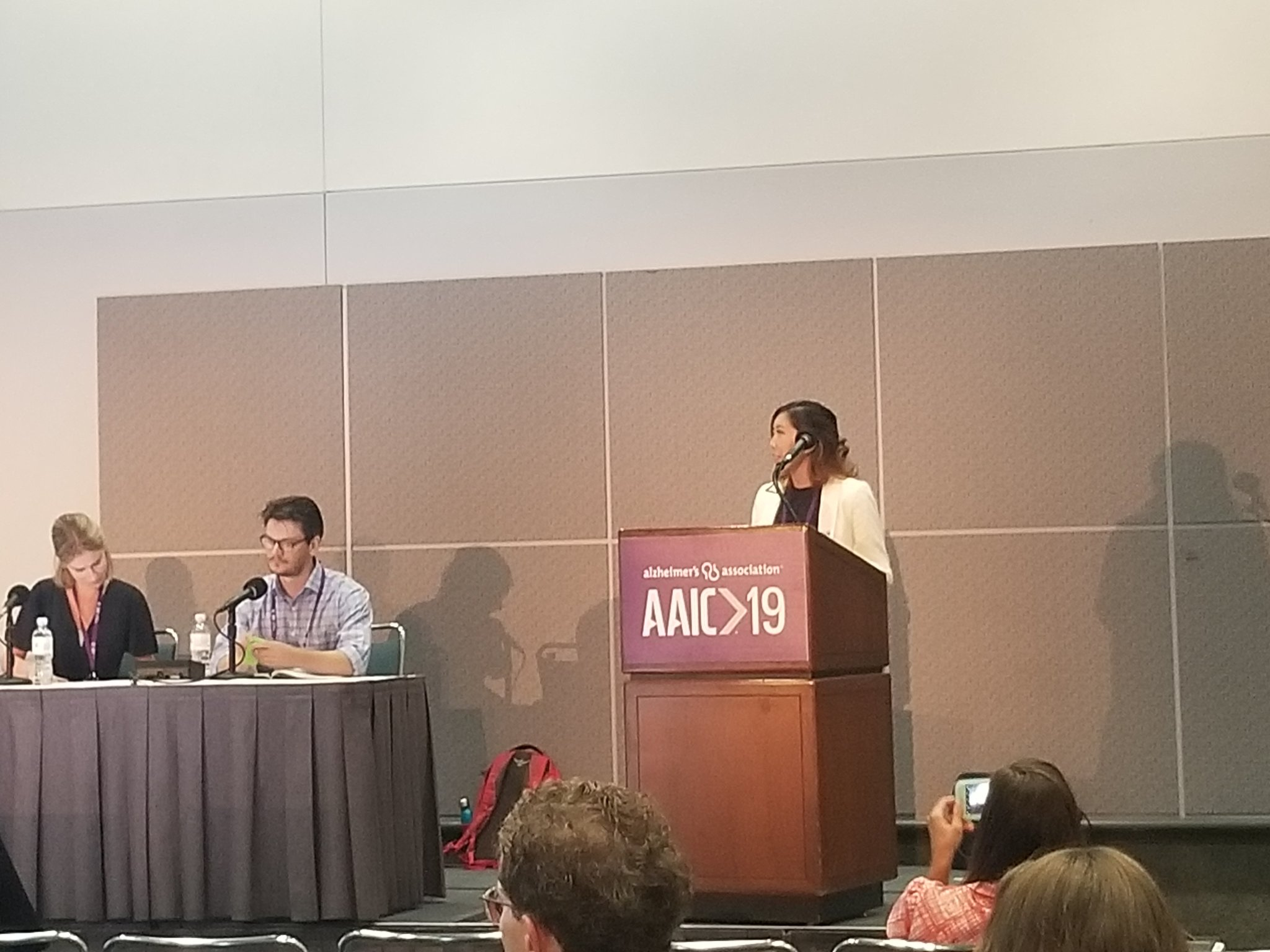 chloe eng presents at aa1c 2019