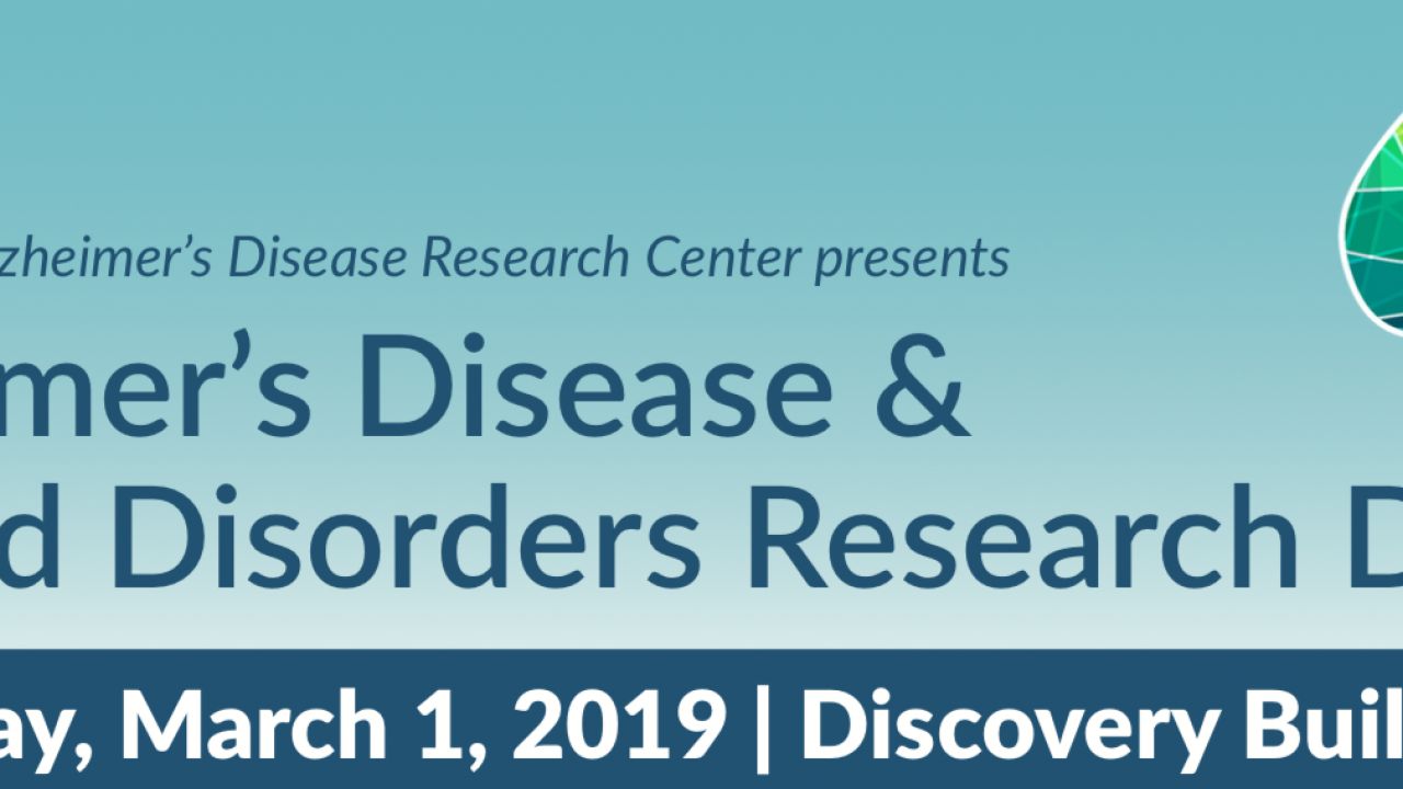 alzhimer's disease and related disorders research day friday march 1
